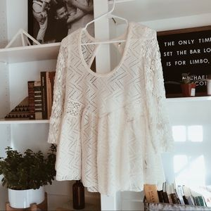 Free People Boho Sweater