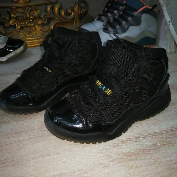 new concept 49349 45272 Jordan Other - Nike Air Jordan retro 11 Gamma Blue preschool