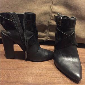 BCBGeneration open heels booties