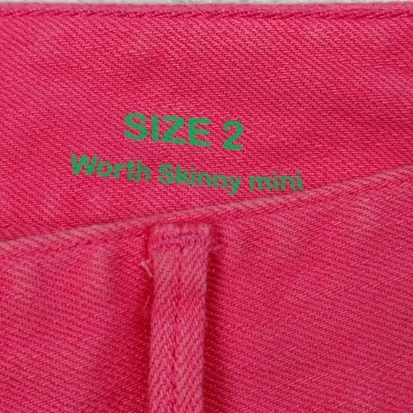 Lilly Pulitzer Jeans - Lilly Pulitzer Worth Skinny mini