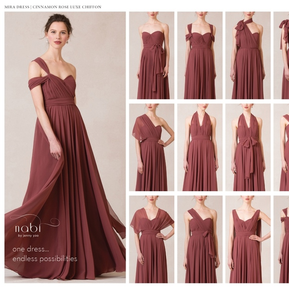 26e178cdebf3 Jenny Yoo Dresses & Skirts - Jenny Yoo Mira Size 10 Cinnamon Rose
