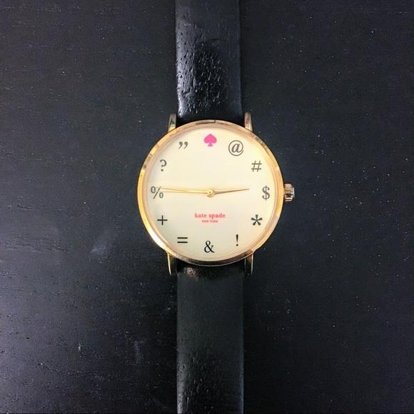 Kate Spade Accessories Symbol Watch Poshmark
