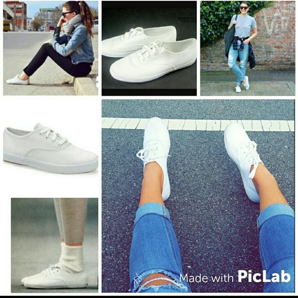 9002282dfed Keds Shoes - Brand New Keds Original White Champion Canvas