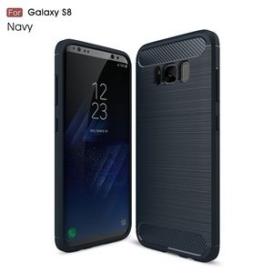 Accessories - Samsung Galaxy S8 Cell Phone Case Blue