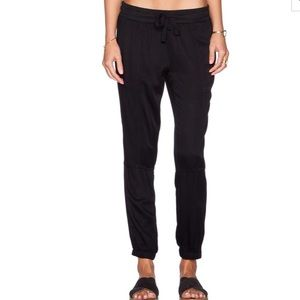 NWT RVCA Roundhouse Track Pant Black XS