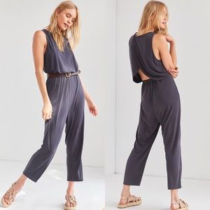 Urban Outfitters Jumpsuit with Open Back