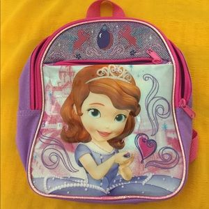 Small Sofia backpack