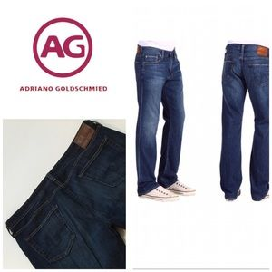 AG The Protege Straight Leg Jeans 👖