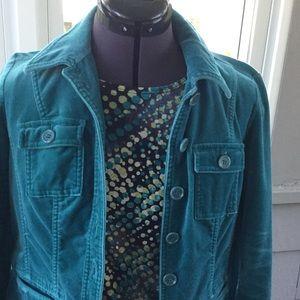 Jean-style Jacket - Petite P