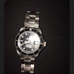 Rolex Submariner 114060 Wrist Watch for Men