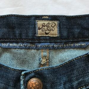 """Goldsign """"Passion"""" jeans"""