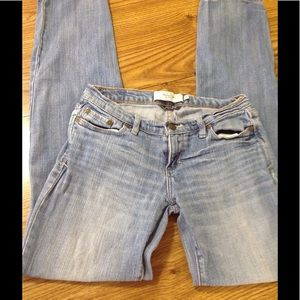 Abercrombie & Fitch jeans 0R Erin