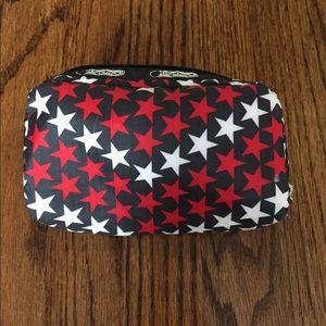 LeSportsac small make up bag