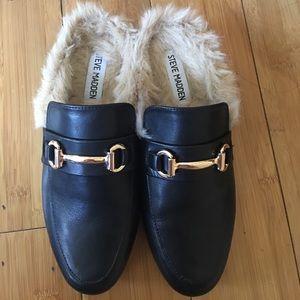 b5cbb2662786 Steve Madden Shoes - GORGEOUS STEVE MADDEN Jill Slide On Mules Loafers