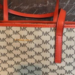 c0aeb36a8223 Michael Kors Bags - NEW Michael Kors Studio Emry Large Top Zip Tote