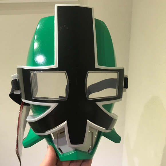 Green Power Ranger Super Samurai