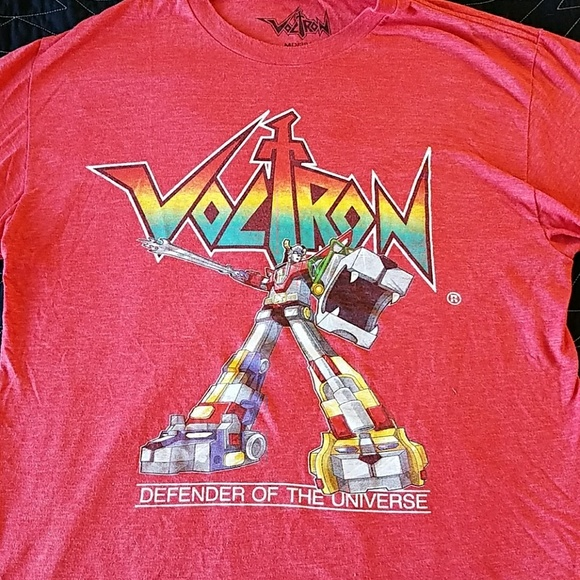 0960fa0b0 Voltron Shirts | Defender Of The Universe Tshirt | Poshmark