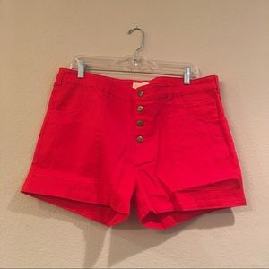 ModCloth High-Waisted Shorts