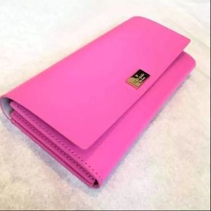 KATE SPADE Gorgeous Hot Pink Wallet NWT