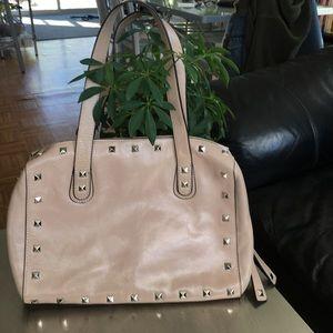 Cynthia Rowley/ Leather/ Satchel / Shoulder Bag