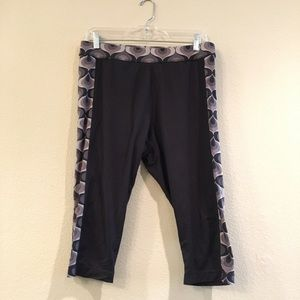 Boden Cropped Yoga Pants