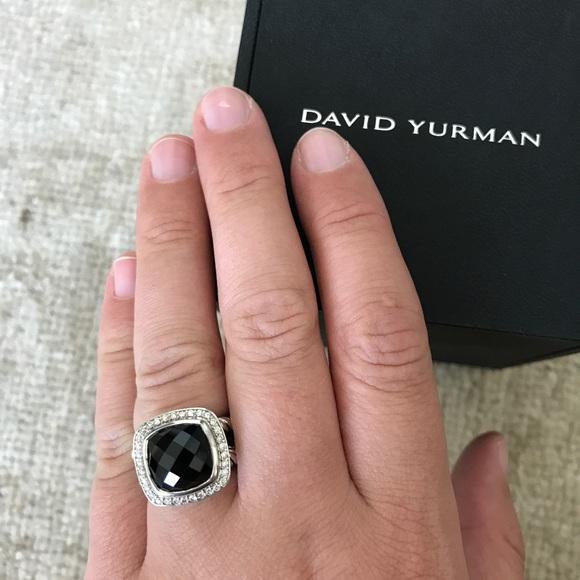 633e07648b David Yurman Jewelry - David Yurman Albion Ring 11mm - Black Onyx