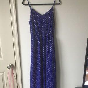 Lilly Pulitzer Deanna Spaghetti Strap Maxi Dress!