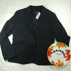💥NEW LISTING💥AMERICAN EAGLE Black Blazer. Size L