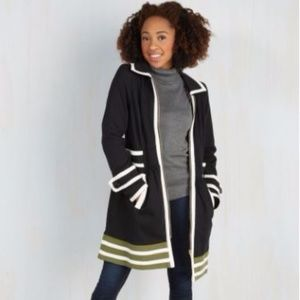 | ModCloth | Pipe Up The Band Coat