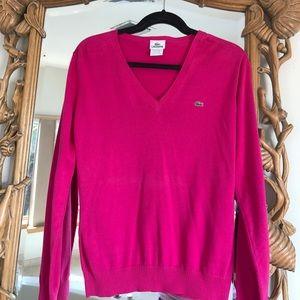 Women's Lacoste sweater