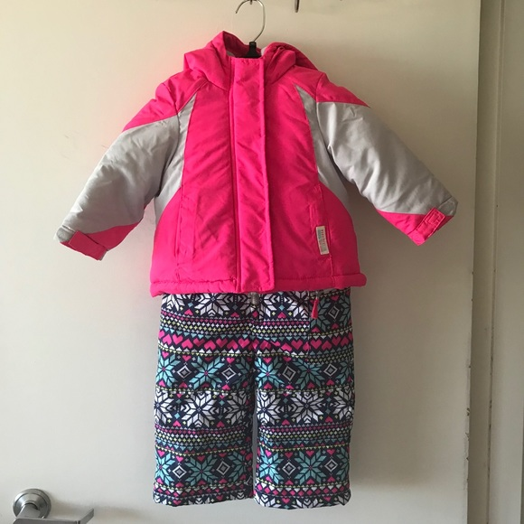 62b9c712db91 NWT Baby Infant Girl Boy Carters Snow Suit Winter Fleece Coverall 0 ...