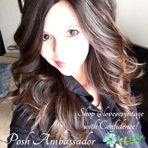 🍃🌸🌺Yay! I'm officially a Posh Ambassador!🌺🌸🍃
