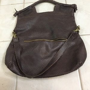 Foley and Corina leather bag