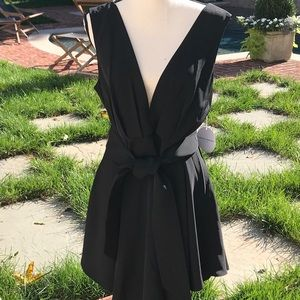 NWT Finders Keepers Collide Dress Black Size Large