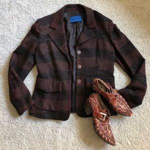 BALMAIN wool blazer US sz.8