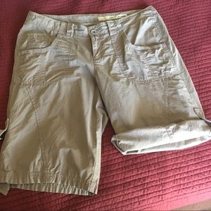DKNY Khaki Cargo Short