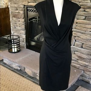 Helmut Lang Black Dress Size 4