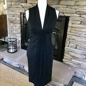 Catherine Malandrino Black Dress Size Medium