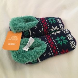 Gymboree NWT slippers