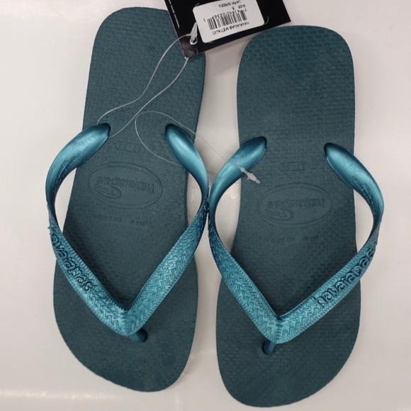 1a3066c33a50 Havaianas Shoes - Havaianas Metallic Dark Green