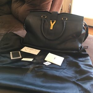YSL Leather bag 100% AUTHENTIC