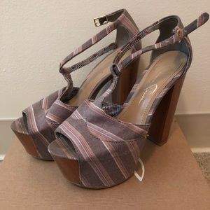 Shoes - Jessica Simpson Dany Platform