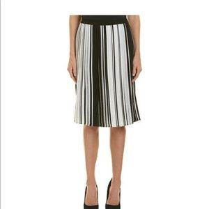 NWOT Vince Camuto pleated midi