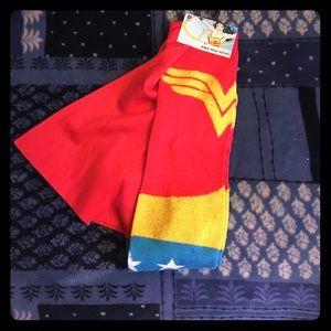 Wonder Woman socks!!!😍