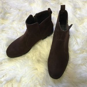 LAST CHANCE H&M Brown Boots