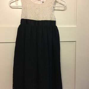 Girls Formal Dress - Lacy style