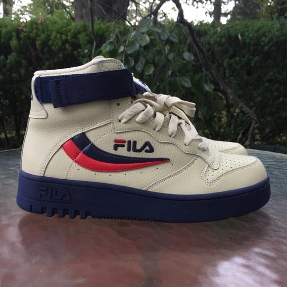 8bf58d93ea9c Fila FX-100 OG Cream