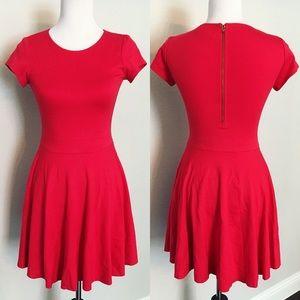 Parker Red Dress