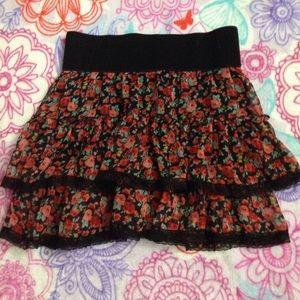 Dresses & Skirts - Tiered Ruffle Skirt 13