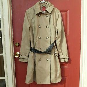 Jackets & Blazers - 🍁 Sleek Tan Khaki Trench coat